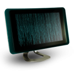 11 Computer Matrix Icon