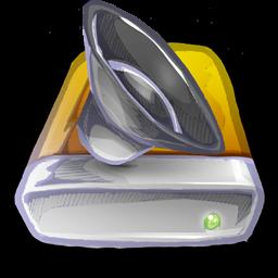 Device Music Drive icon