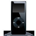 iPod nano black 2 icon