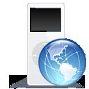 iPod nanoweb 2 icon