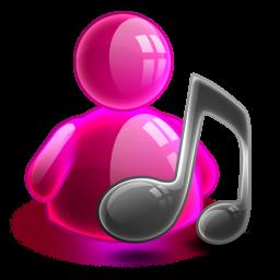 music girl icon