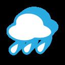 weather rain icon