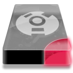Drive 3 br external firewire Icon
