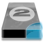 Drive 3 cb bay 2 Icon