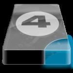 Drive 3 cb bay 4 Icon