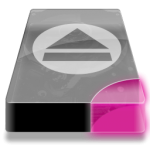Drive 3 pp removable Icon