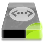 Drive 3 sg network lan Icon