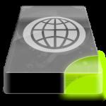 Drive 3 sg network webdav Icon