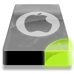 drive 3 sg system apple icon
