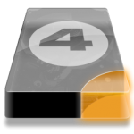 Drive 3 uo bay 4 Icon