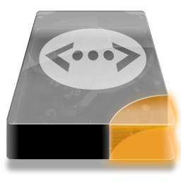 drive 3 uo network lan icon