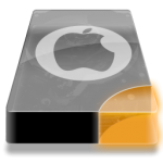 Drive 3 uo system apple Icon