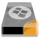 Drive 3 uo system dos Icon
