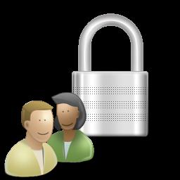 Padlock User Control icon