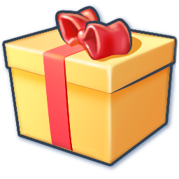 Giftbox Icon - ico,png,icns,Icon pack download