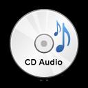 CD Audio copy icon