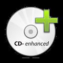 CD Enhanced copy icon
