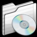 Music Folder white icon