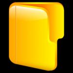Folder Open 2 Icon