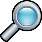 Magnifying Glass 2 Icon