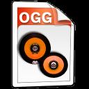 Audio OGG icon