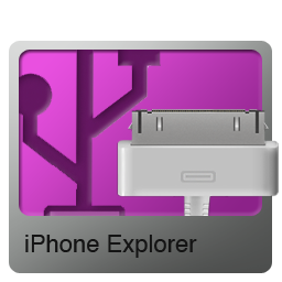 iPhone Explorer icon