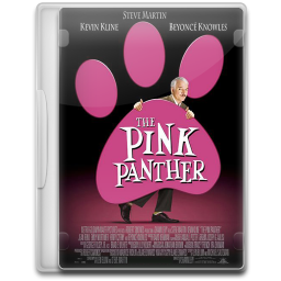 The Pink Panther Icon Ico Png Icns Icon Pack Download