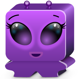 Monster Violet Icon Ico Png Icns Icon Pack Download
