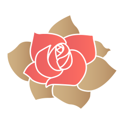 Rose Flower Icon Ico Png Icns Icon Pack Download