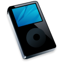 iPod black icon