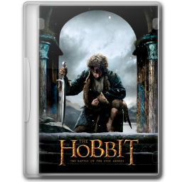 Hobbit 3 v1 The Battle of the Five Armies icon
