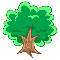 Tree Icon Ico Png Icns Icon Pack Download