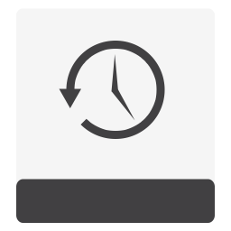 Drive Hdd Timemachine White Icon Ico Png Icns Icon Pack Download