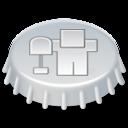 Beer Cap Digg icon