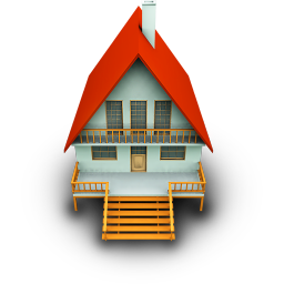 House Icon Ico Png Icns Icon Pack Download