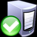 enable server icon