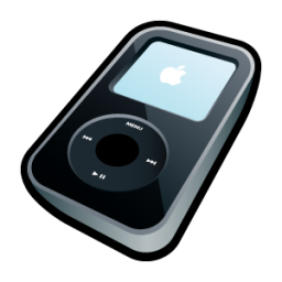 iPod Video Black icon