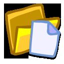 folder files icon