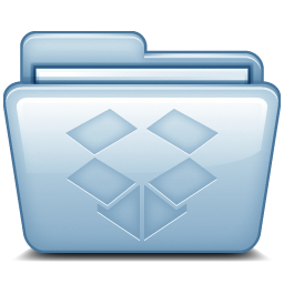 Blue Dropbox Icon Ico Png Icns Icon Pack Download
