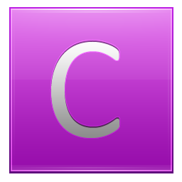 Letter C Pink Icon Ico Png Icns Icon Pack Download