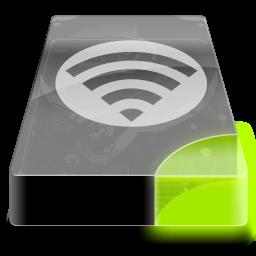 drive 3 sg network wlan icon