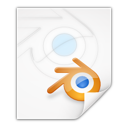 Mimetypes Application X Blender Icon Ico Png Icns Icon Pack Download