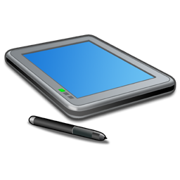 Hardware Tablet PC Icon - ico,png,icns,Icon pack download