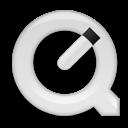 QuickTimePlayer White icon