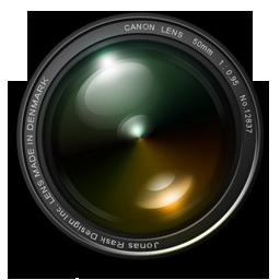Aperture 3 50mm 0 95 Orange icon