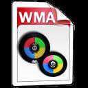 Audio WMA icon