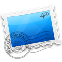 Mail wide icon