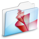 folder CS2 Bridge icon